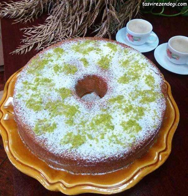 کیک برشی