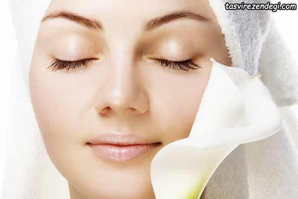 ماسک روشن کننده پوست