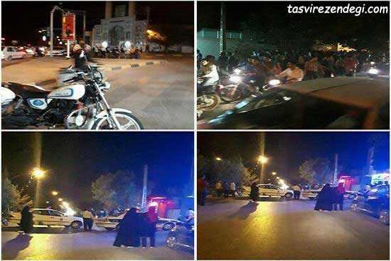 کشف بمب نزدیک منزل شهید حججی