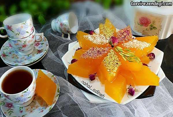 حلوا مسقطی شیراز