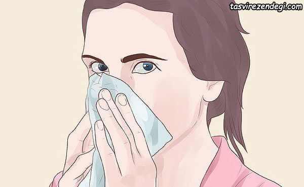 درمان گرفتگی بینی, علل گرفتگی بینی