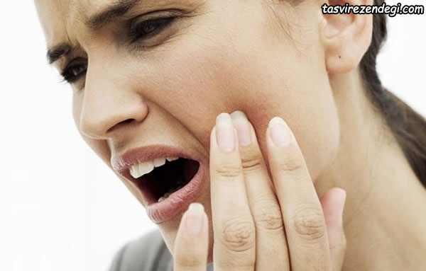 درمان موقت دندان درد
