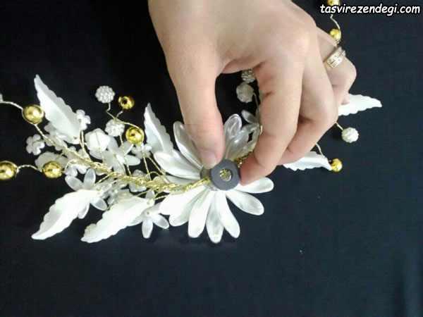 گل سینی کریستالی