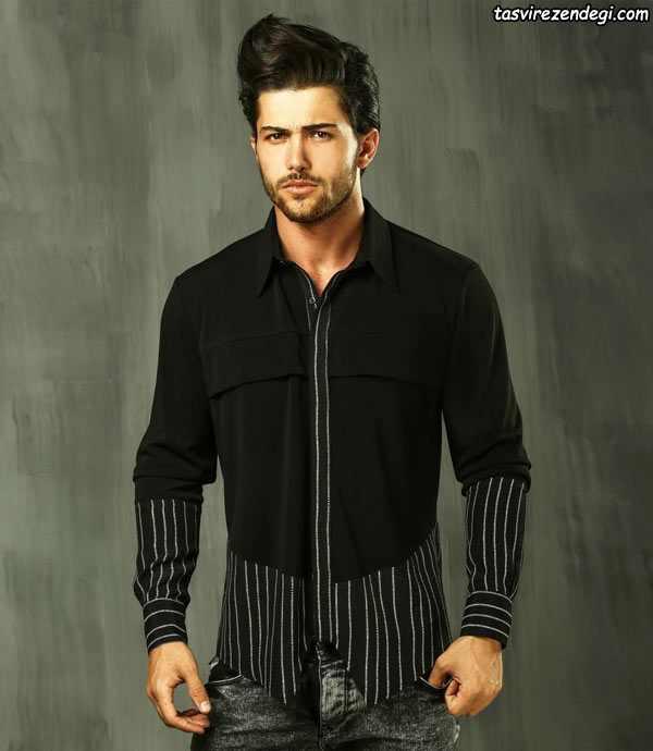 پیراهن مردانه مشکی ماه محرم