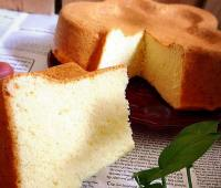 کیک آرد نشاسته ذرت