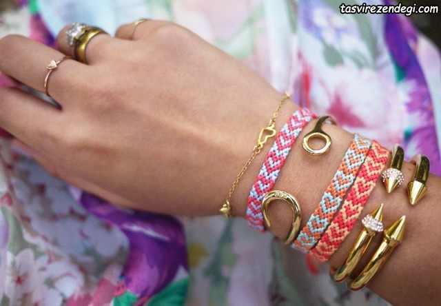 وسایل مورد نیـاز به منظور ساخت دستبند فیلم آموزش بافت دستبند دوستی طرح قلب زیبا و   شیک • مجله ... mimplus.ir