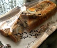 کیک زیتون و تخم مرغ