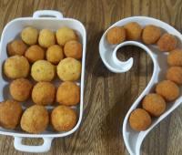 طرز تهیه توپک سوخاری