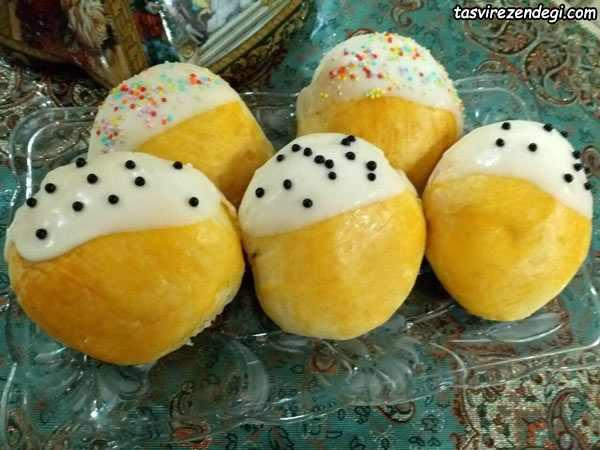 طرز تهیه نان پنجیک