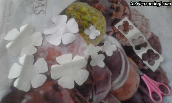 آموزش ساخت تاج ژله ای با گل فوم