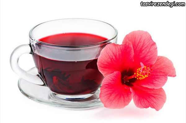 فواید چای گیاهی , چای ترش