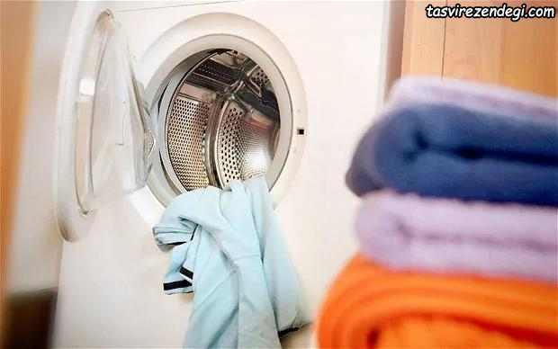 فوت و فن های شستن لباس ها