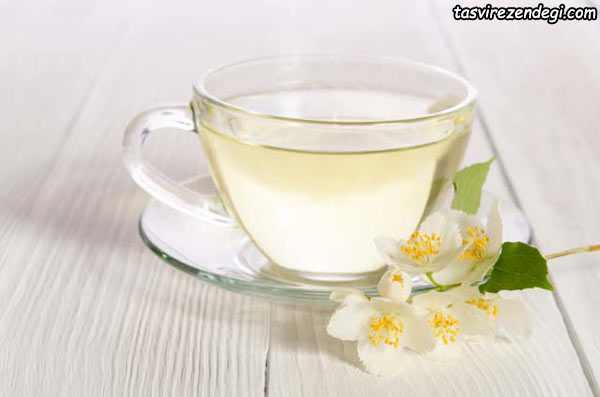 فواید چای گیاهی , چای سفید