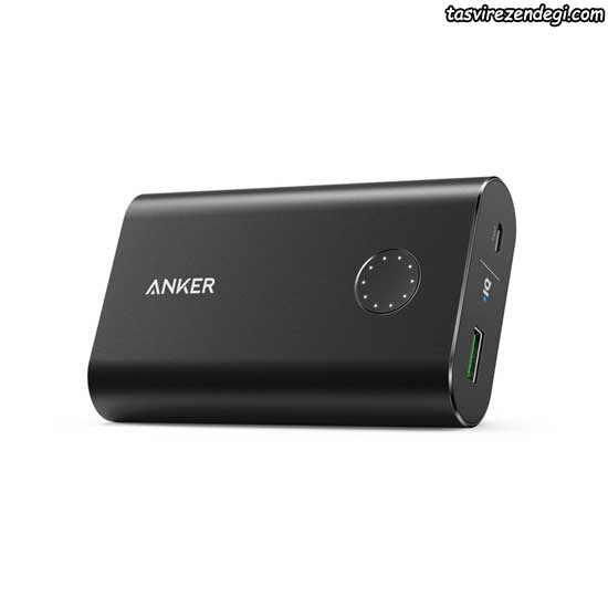 بهترین پاور بانک Anker PowerCore Speed 10000 QC