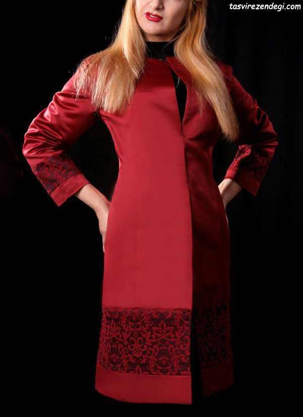 مدلهای زیبای مانتو مجلسی دخترانه