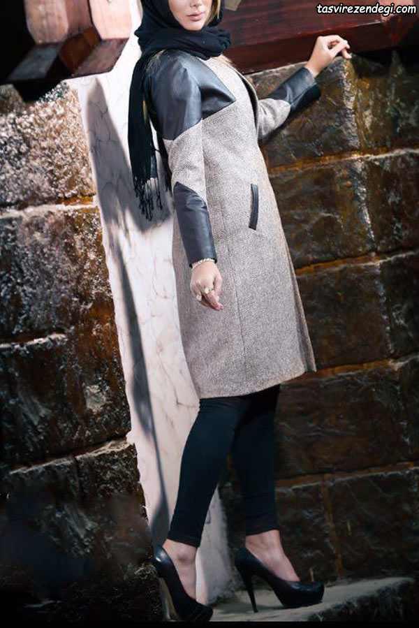مدل مانتو پاییزه دخترانه