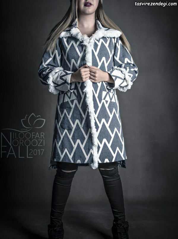 جدیدترین مدل مانتو زمستانی