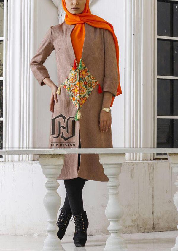 عکس مدل مانتو مجلسی