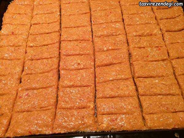 طرز تهیه کباب کوبیده در فر