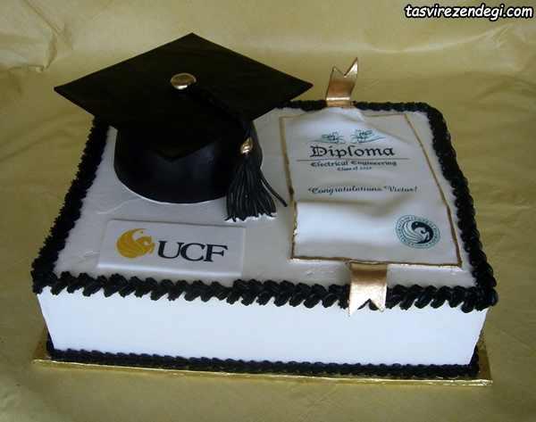 عکس کیک روز دانشجو