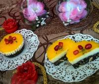 مینی چیز کیک بلژین