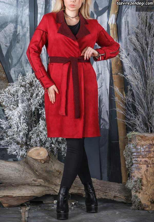 مانتو زمستانی شیک , مدل پالتو زنانه