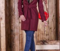 مدل مانتو زمستانی شیک , مدل پالتو زنانه