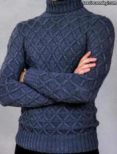 مدل پلیور مردانه , بلوز بافت مردانه