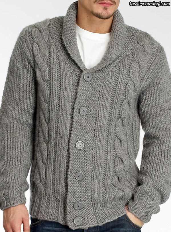 لباس دستباف مردانه یقه آرشال