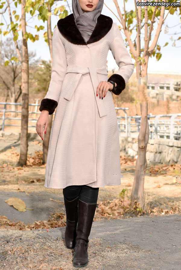 مدل پالتو دخترانه شیک