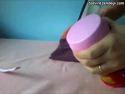 آموزش ساخت ظرف هفت سین با فوم