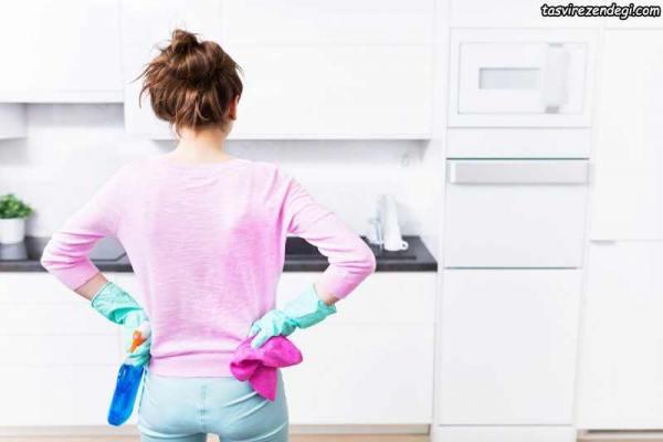 ساده کردن خانه تکانی عید
