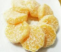 شیرینی لوکوم پرتقالی