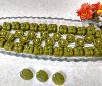شیرینی لوز پسته قالبی , شیرینی عید نوروز