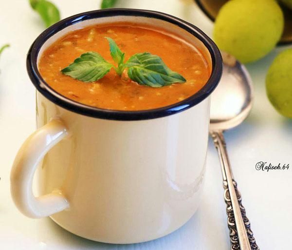 سوپ ورمیشل , سوپ رشته فرنگی