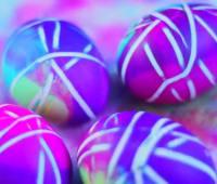 روش رنگ کردن تخم مرغ
