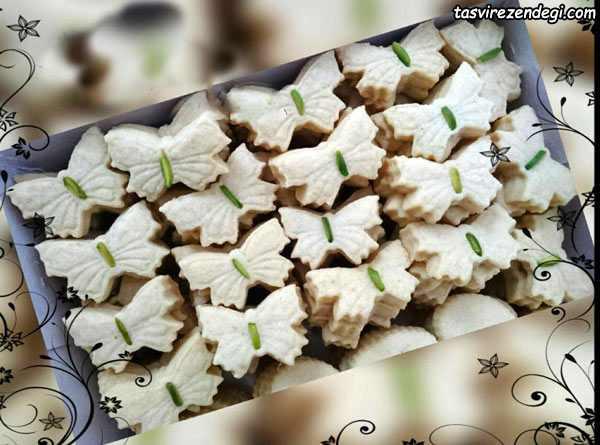 شیرینی زنجبیلی , شیرنی عید زتجفیلی