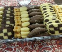 شیرینی شطرنجی , شیرینی عید