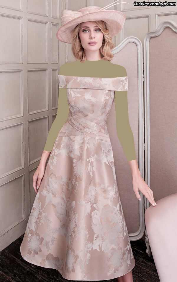 لباس مجلسی مادر عروس , لباس مجلسی زنانه