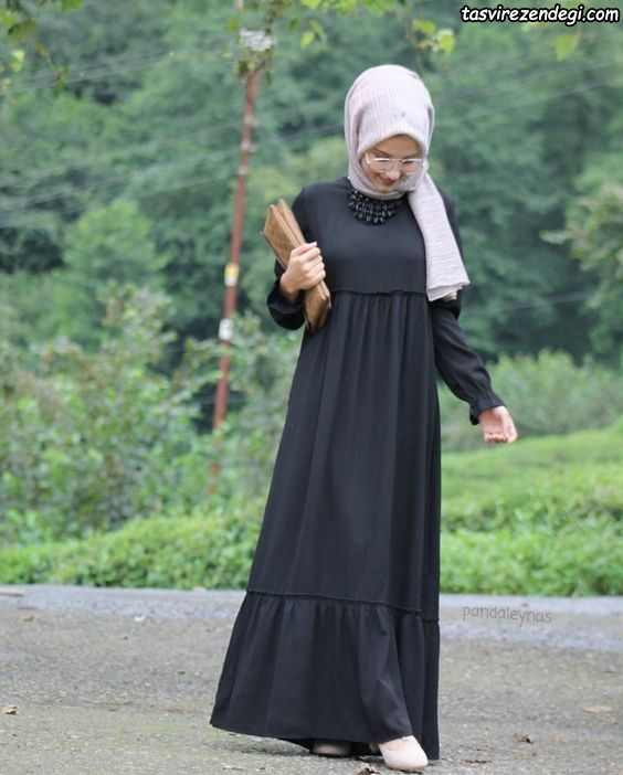 مدل مانتو حاملگی بلند , مانتو بارداری اسلامی