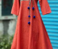 مانتو نخی تابستانی , مدل لباس هندی