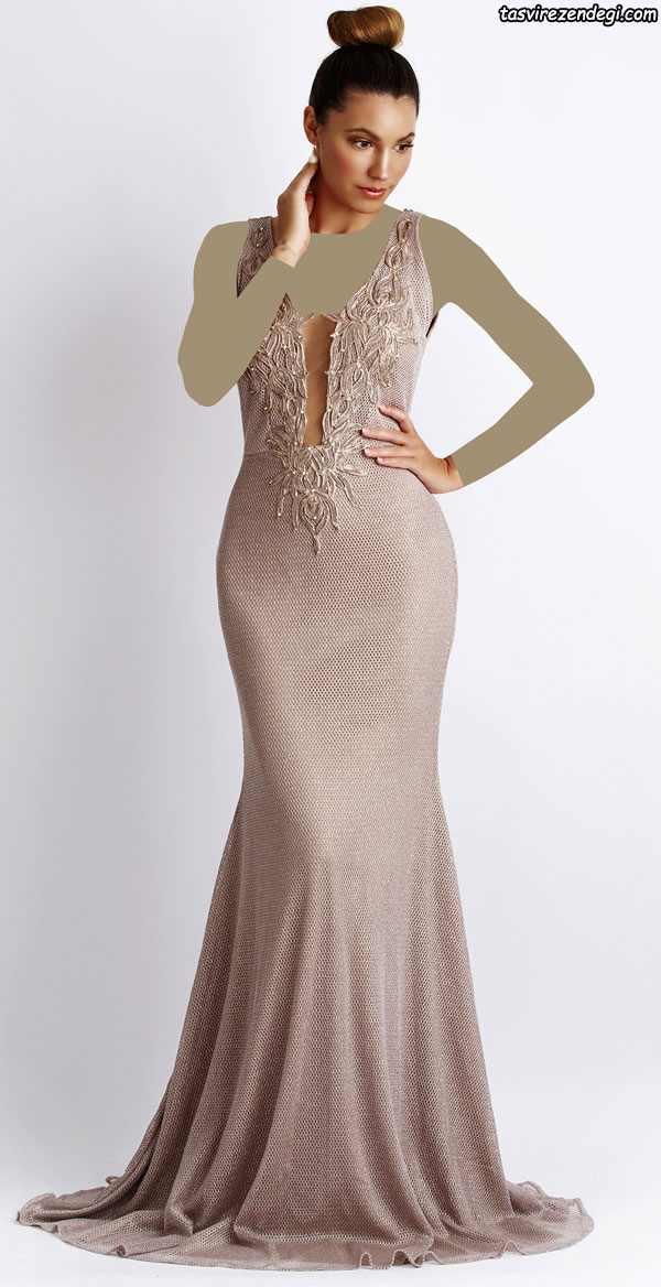 مدل لباس مجلسی بلند , مدل لباس شب
