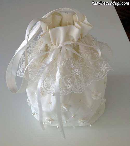 کیسه هدیه عروس و داماد