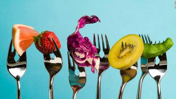 میوه برای رفع تشنگی