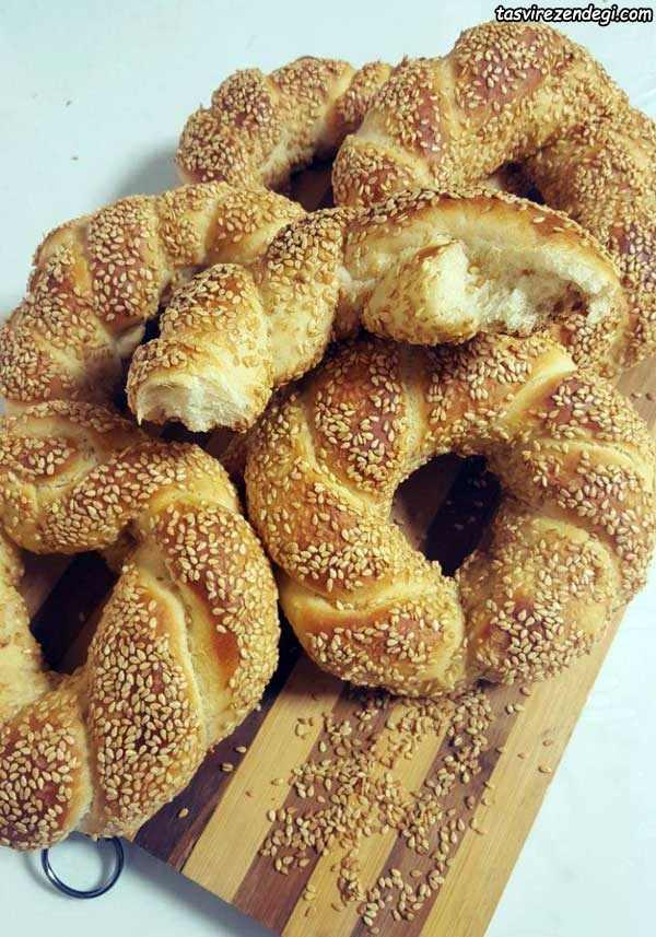 نان سمیت ترکیه ای