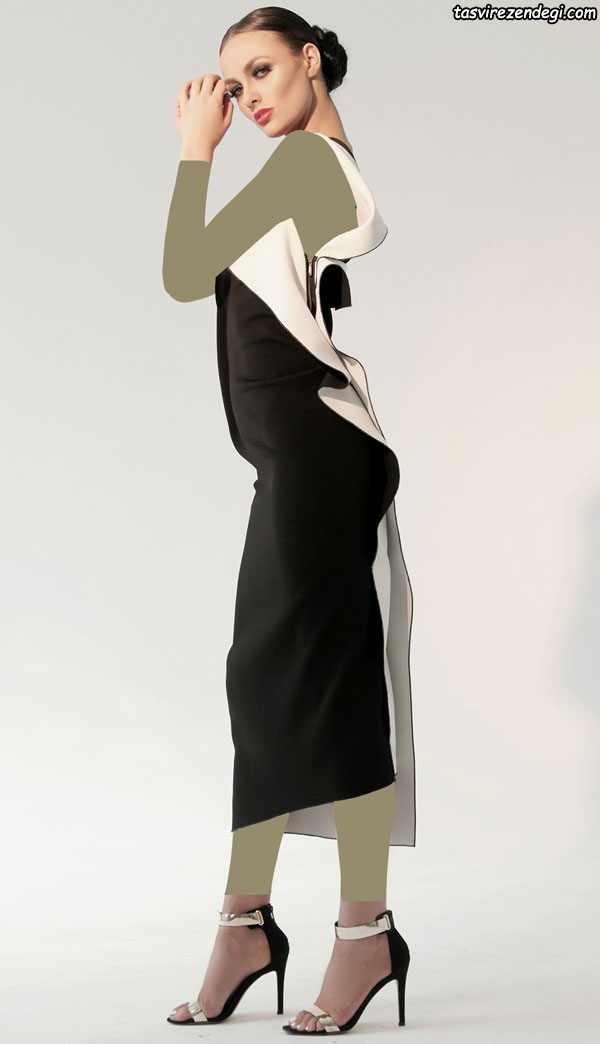 مدل جدید لباس مجلسی