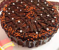 کیک شکلاتی ساکر تورت