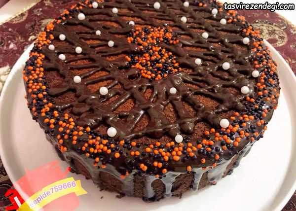 کیک شکلاتی ساچر تورت
