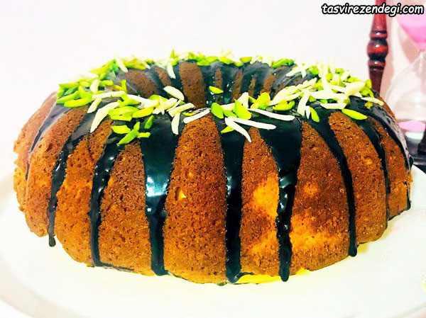 پاند کیک پنیری