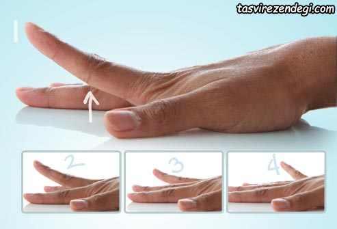 تمرین تقویت انگشت ها و دست